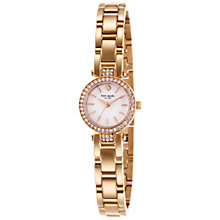 Buy kate spade new york 1YRU0724 Women's Tiny Pave Gramercy Watch, Rose Gold Online at johnlewis.com