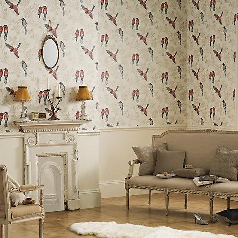 buy prestigious textiles songbird wallpaper john lewis. Black Bedroom Furniture Sets. Home Design Ideas