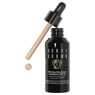 shop for Bobbi Brown Intensive Skin Serum Foundation SPF 40 at Shopo