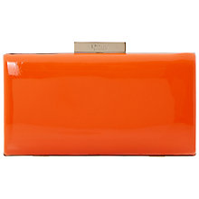 Buy Dune Barleys Box Clutch Bag Online at johnlewis.com