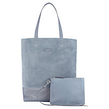 Buy Jigsaw Perforated Shopper Handbag Online at johnlewis.com