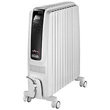 Buy De'Longhi TRDS40820E Dragon 4 Oil-Filled Radiator Online at johnlewis.com