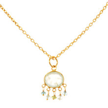 Buy Pomegranate Vermeil Beaded Pendant Online at johnlewis.com
