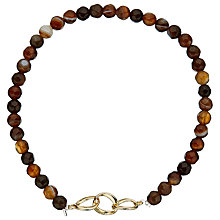 Buy John Lewis Fine Bead Stretch Bracelet Online at johnlewis.com
