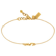 Buy kate spade new york Mrs. Bracelet, Gold Online at johnlewis.com
