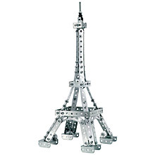 Buy Meccano Eiffel Tower Building Set Online at johnlewis.com