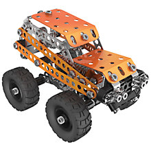 Buy Meccano Evolution Off Road Vehicle Set Online at johnlewis.com