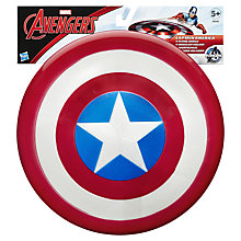 Buy Avengers Age of Ultron Captain America Flying Shield Online at johnlewis.com