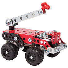 Buy Meccano Multimodels 3 Models Set Online at johnlewis.com