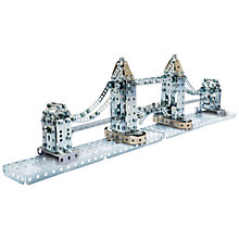 Buy Meccano Tower Bridge Building Set Online at johnlewis.com