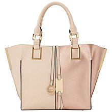 Buy Dune Debbie Colour Block Winged Tote Bag Online at johnlewis.com