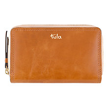 Buy Tula Smooth Originals Medium Leather Purse Online at johnlewis.com