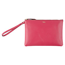 Buy Tula Smooth Originals Leather Wristlet Clutch Bag Online at johnlewis.com