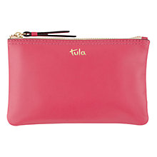 Buy Tula Smooth Originals Leather Pouch Purse Online at johnlewis.com