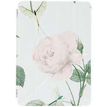Buy Ted Baker Auvergn iPad Air Folding Rose Case, Mint Online at johnlewis.com