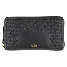Buy Tula Woven Originals Leather Matinee Purse Online at johnlewis.com