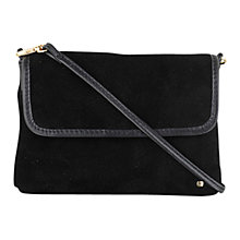 Buy Tula Small Suede Leather Smooth Originals Across Body Bag Online at johnlewis.com