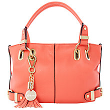Buy Dune Dinideather Small Slouchy Tassel Bag Online at johnlewis.com
