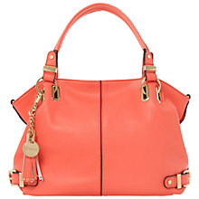 Buy Dune Deather Slouchy Tassel Bag Online at johnlewis.com