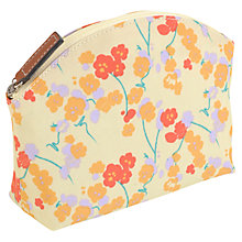 Buy Radley Butterfield Cosmetic Case, Yellow Online at johnlewis.com