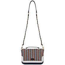 Buy Paul's Boutique Nicole Cross Body Bag, Blue Online at johnlewis.com