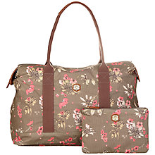Buy Nica Samantha Weekend Bag, Lucia Print Online at johnlewis.com