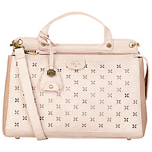 Buy Nica Jennifer Grab Bag, Dusky Pink Online at johnlewis.com