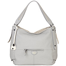 Buy Nica Sandy Large Shoulder Bag, Grey Online at johnlewis.com