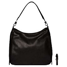 Buy Calvin Klein Esther Tote Bag, Black Online at johnlewis.com