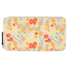 Buy Radley Butterfield Large Matinee Purse, Yellow Online at johnlewis.com