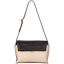 Buy Fiorelli Teagan Evening Shoulder Bag, Biscuit Mix Online at johnlewis.com
