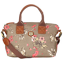 Buy Nica Primrose Mini Grab Bag, Lucia Print Online at johnlewis.com