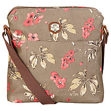 Buy Nica Evelin Across Body Bag, Floral Print Online at johnlewis.com