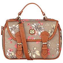 Buy Nica Mika Satchel Bag, Floral Print Online at johnlewis.com