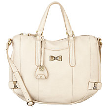 Buy Nica Cassie Grab Bag, Bone Online at johnlewis.com
