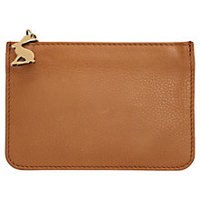 Buy Joules Chancery Leather Coin Purse Online at johnlewis.com