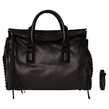Buy Calvin Klein Esther Grab Bag, Black Online at johnlewis.com