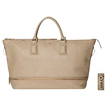 Buy Calvin Klein Izzy Tote Bag, Cream Online at johnlewis.com