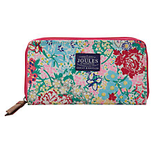 Buy Joules Corsay Chelsea Flower Purse, Cream Online at johnlewis.com