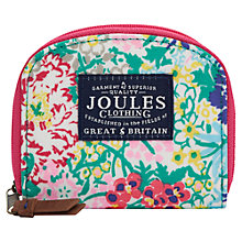 Buy Joules Penny Printed Coin Purse, Cream Online at johnlewis.com