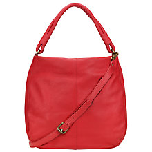 Buy John Lewis Leather Slouchy Hobo Bag Online at johnlewis.com