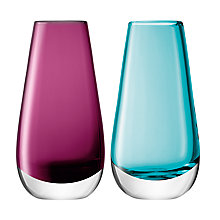 Buy LSA International Flower Bud Vase, Set of 2 Online at johnlewis.com