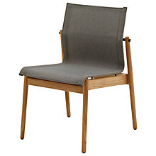 Buy Gloster Sway Outdoor Dining Chair Online at johnlewis.com