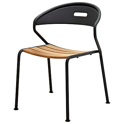 Gloster Curve Outdoor Dining Chair