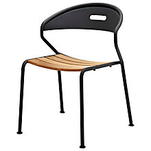 Buy Gloster Curve Outdoor Dining Chair Online at johnlewis.com