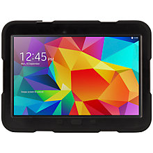 "Buy Griffin Survivor Case for Samsung Galaxy Tab 4 10.1"", Black Online at johnlewis.com"