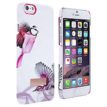 Buy Ted Baker Louela Case for iPhone 6, White Online at johnlewis.com