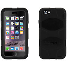 Buy Griffin Survivor All-Terrain for iPhone 6, Black Online at johnlewis.com