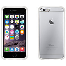 Buy Griffin Survivor Core Case for iPhone 6, Clear back with black bumper Online at johnlewis.com