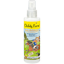 Buy Child's Farm Hair Detangler Spray Online at johnlewis.com